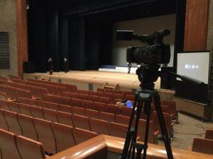 舞台動画撮影