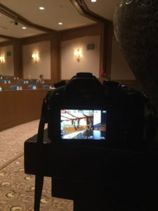 企業イベント撮影