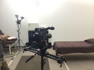 企業PV撮影
