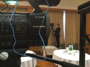 イベントビデオ撮影