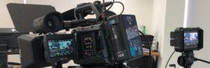 12Kシネマカメラ